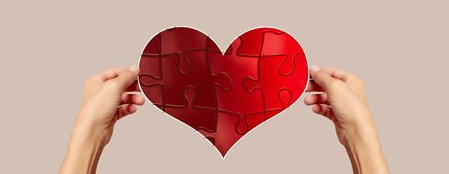 puzzle v srdci
