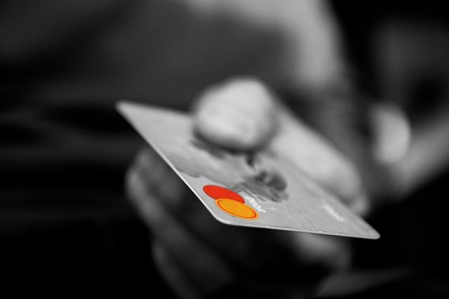 nabízená kreditka