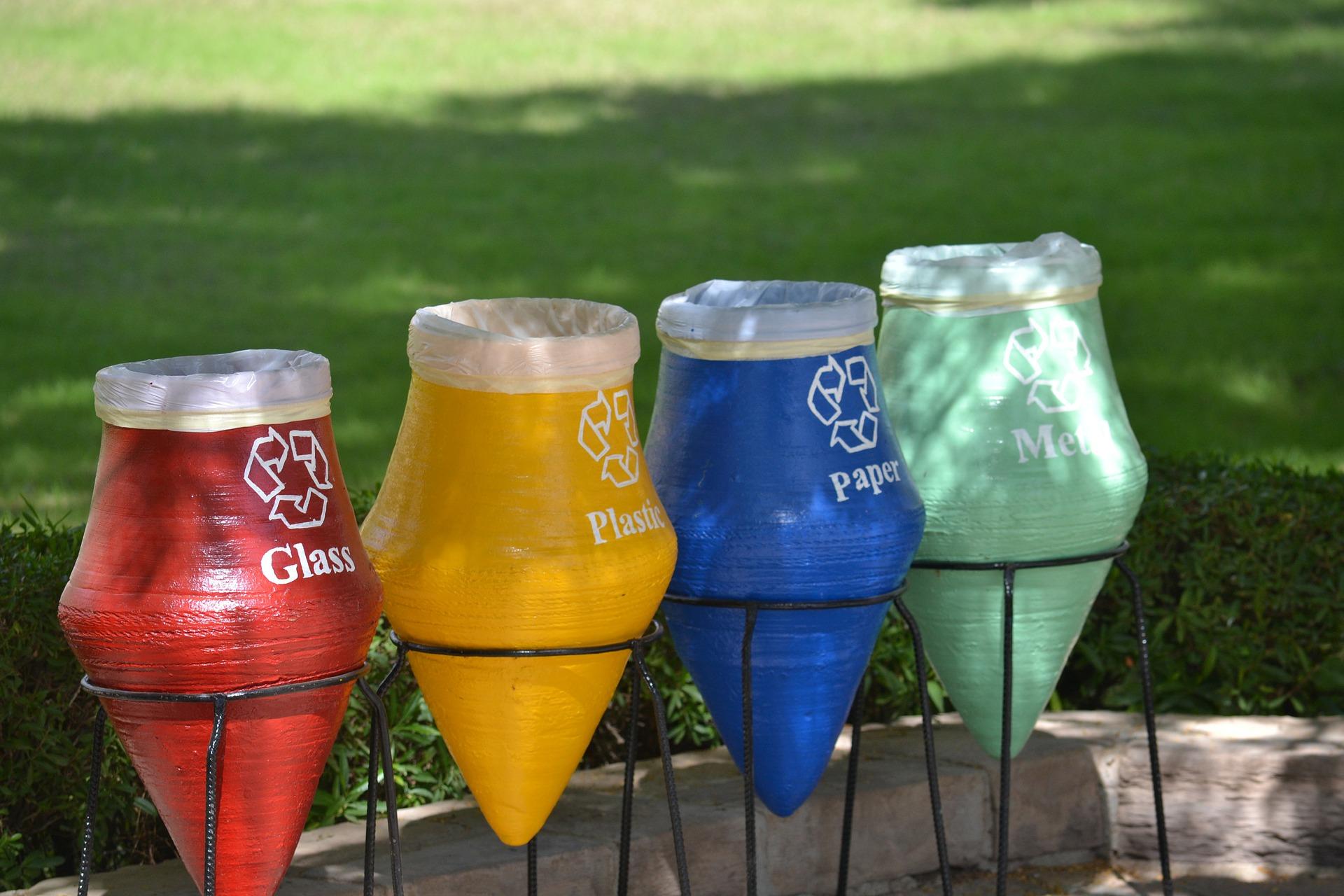 symbol možnosti recyklace